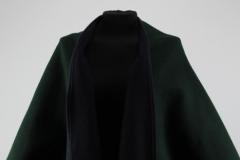 Umhang dunkelgrün/dunkelbau