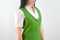 Gilet grün
