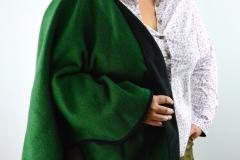 Umhang smaragd