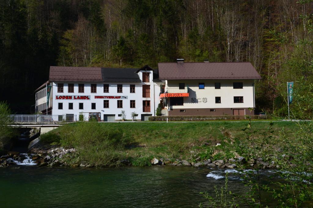 Haupthaus Loden Landl