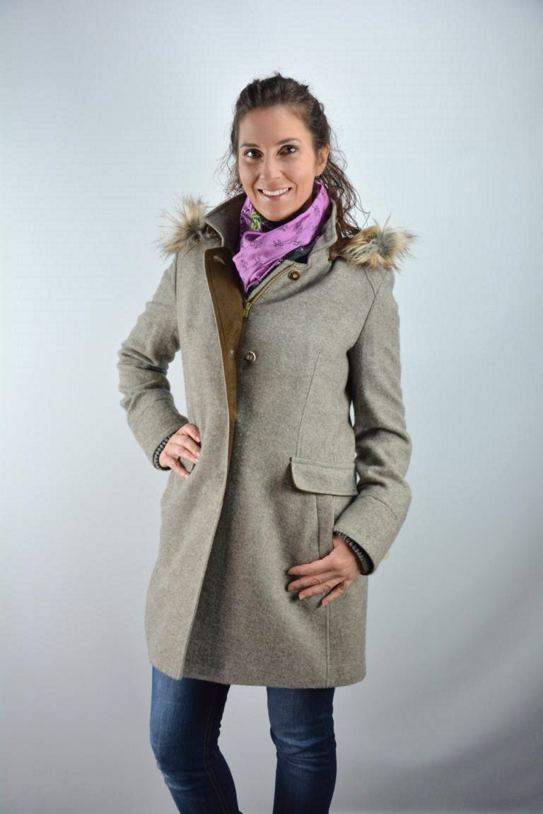 Loden Mantel